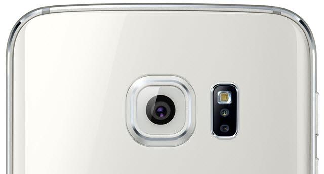 دوربین پشتی گوشی های گلکسی S6 یکسان نیستند