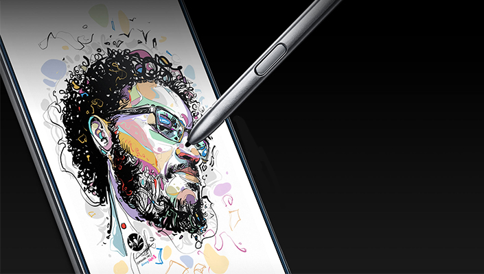 لذت نوت برداری با Samsung Notes در فبلت نوت ۷ سامسونگ