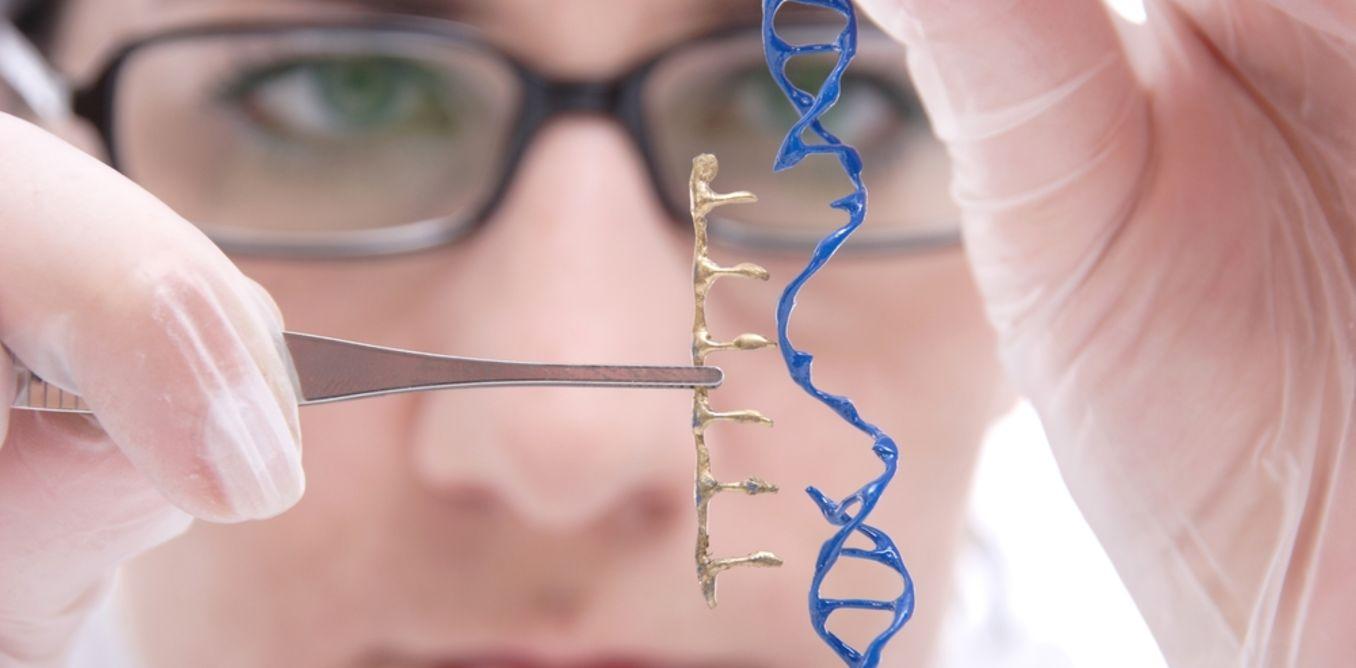 درمان کورسی با ژن درمانی