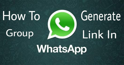 ایجاد لینک دعوت در واتس اپ