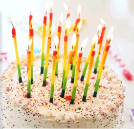 اعلام تولد شما یا دوستانتان درگوگل
