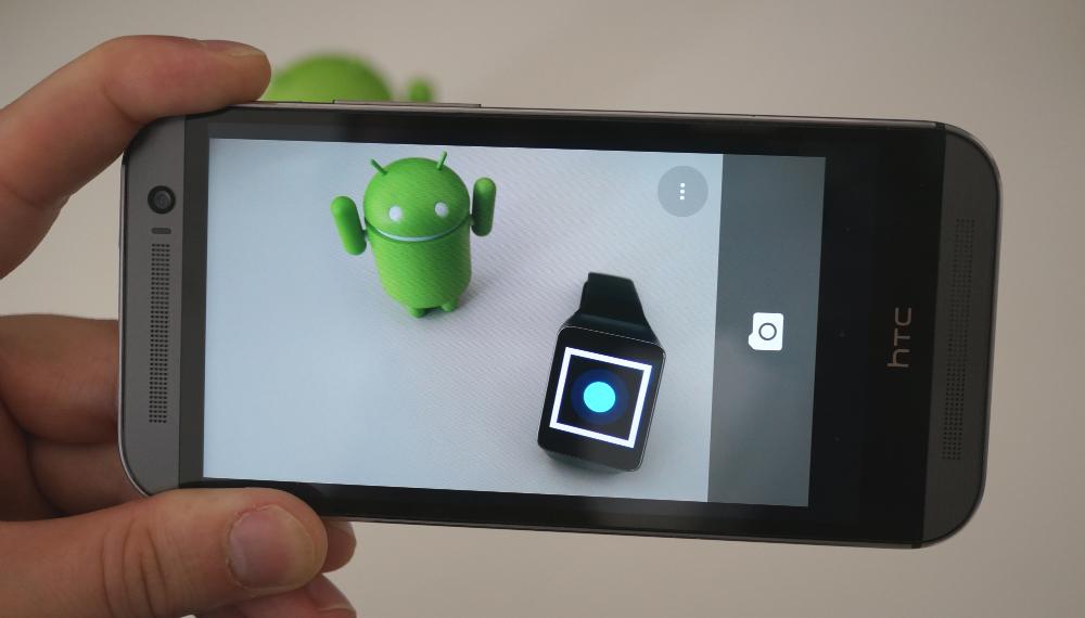 اپلیکیشن دوربین Google خود را با ساعت مچی هوشمند کنترل کنید