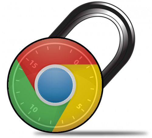 Google Chrome password management