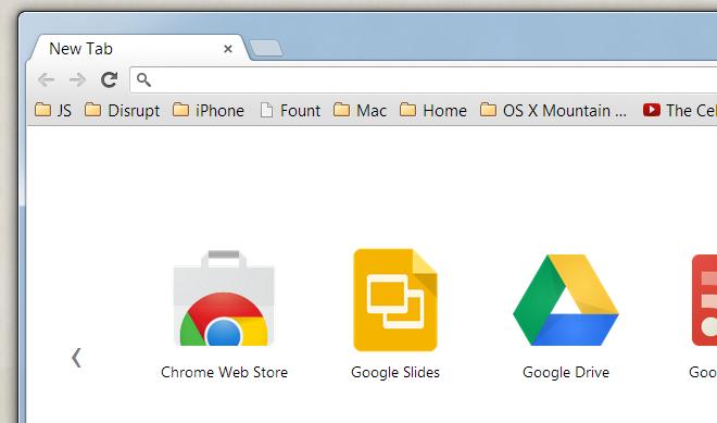 Google Drive Slide