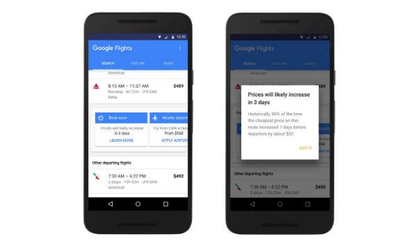 درباره ابزار Google Flights چه می دانید