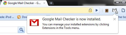 Google-Mail-Checker