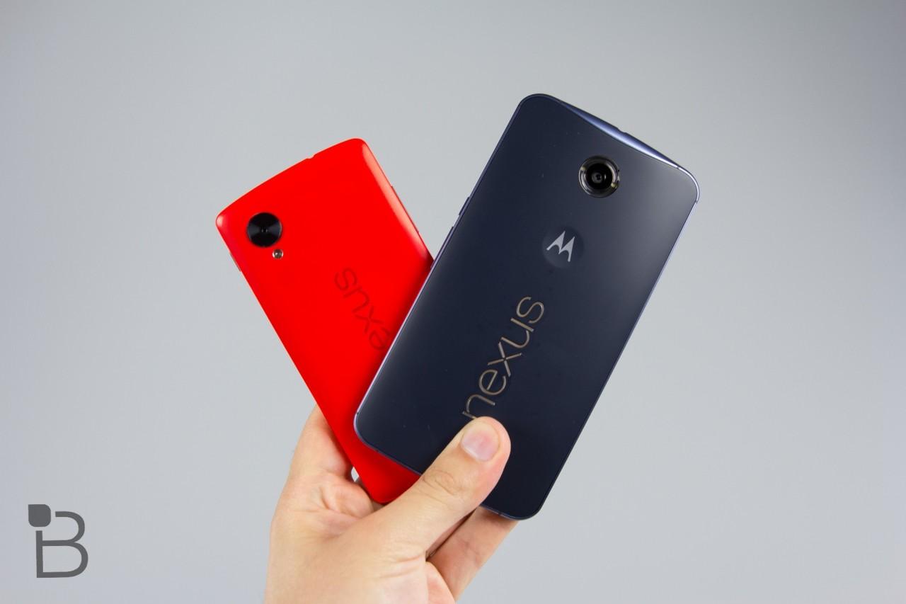 گوشی هوشمند جدید نکسوس با صفحه نمایش ۵٫۲ اینچی در حال ساخت است