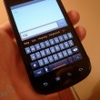 Google Nexus S hands-on 8