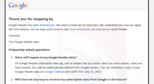 Google-Reader-Officially-Dead-Users-Have-Two-More-Weeks-to-Get-Their-Data-Out