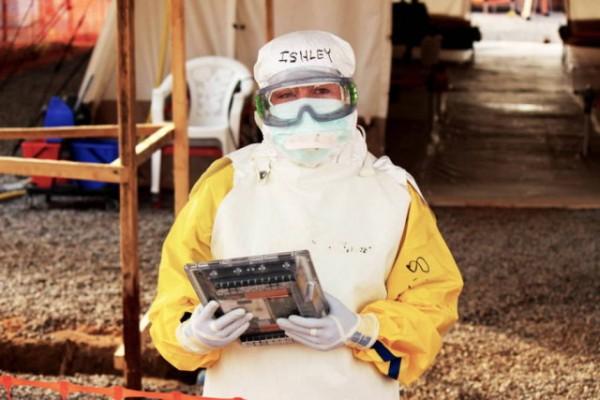 Google Tablet Ebola