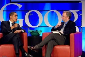 Google V Obama