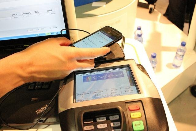 Google Wallet-NFC