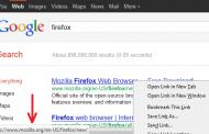 چگونه در صفحه نتایج گوگل لینک خام سایت ها را کپی کنیم؟