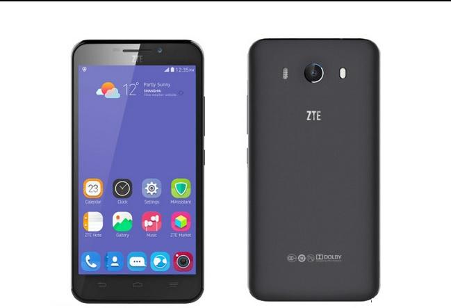 قفل گوشی ZTE Grand S3 با اثر چشم باز می شود