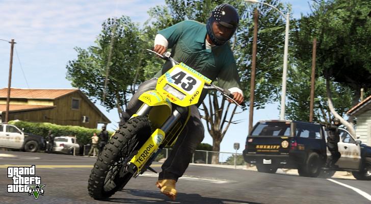 تماشا کنید: ویدئوی رسمی بازی GTA 5