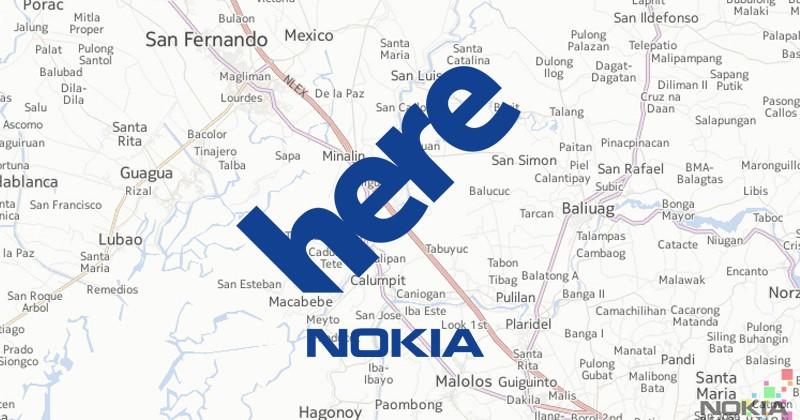گزارش: نوکیا در فکر فروش سرویس نقشه خود Here می باشد