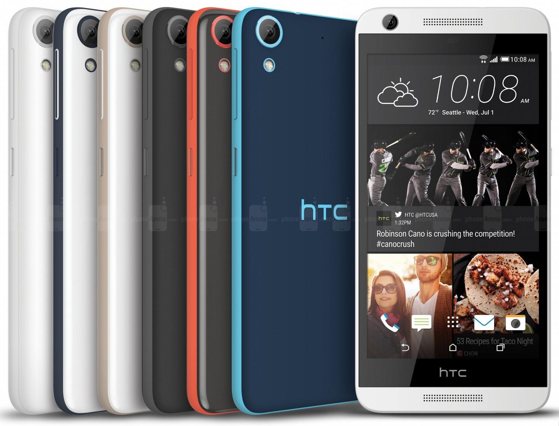 فروش ۱۹۲ دلاری HTC Desire 626 در Verizon