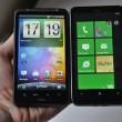 HTC HD7 versus Desire HD 43