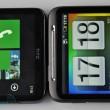 HTC HD7 versus Desire HD 5