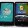 HTC HD7 versus Desire HD 7