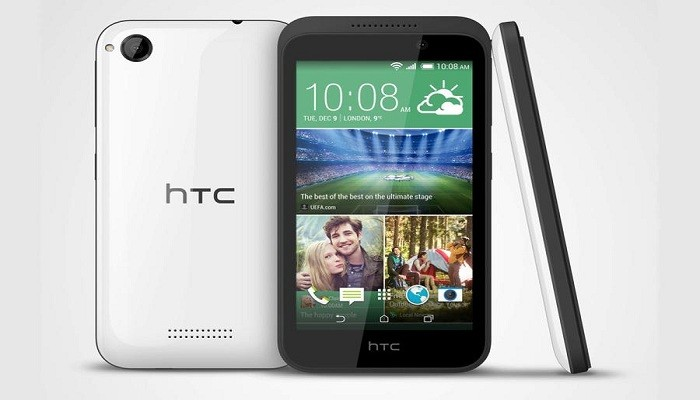 رونمایی HTC از تلفن هوشمند Desire 320 در CES 2015