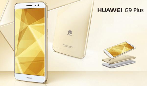 هوآوی از گوشی G9 Plus خود در ۲ مدل رونمایی کرد