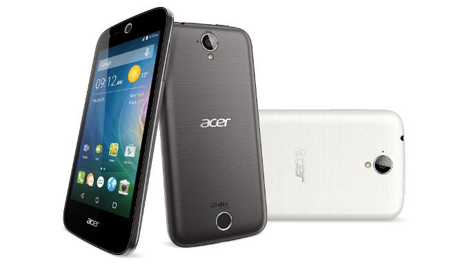 ایسر دو گوشی هوشمند اندرویدی و ویندوز ۱۰ Liquid Z320 و M320 را معرفی کرد