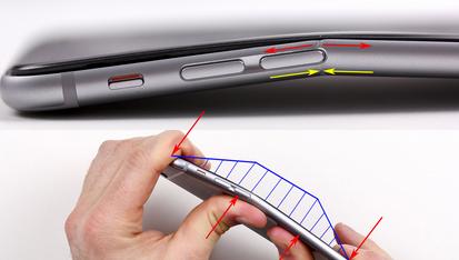 برای جلوگیری از خم شدن نسل بعدی آیفون ، اپل ممکن است از یک آلیاژ آلومینیوم سخت تر استفاده کند