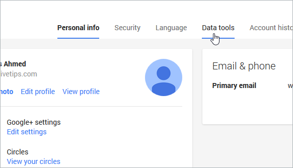 How-To-Remove-Google-From-Your-Google-Date