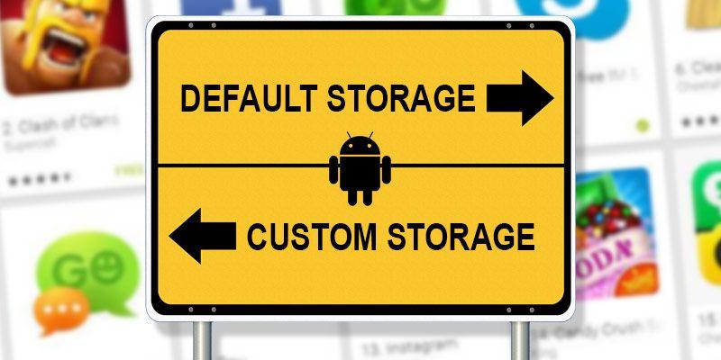 دانلود فایل ها و اپلیکیشنها را در اندروید