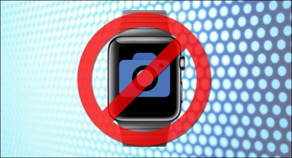 غیرفعال کردن اسکرین شات گرفتن در ساعت اپل