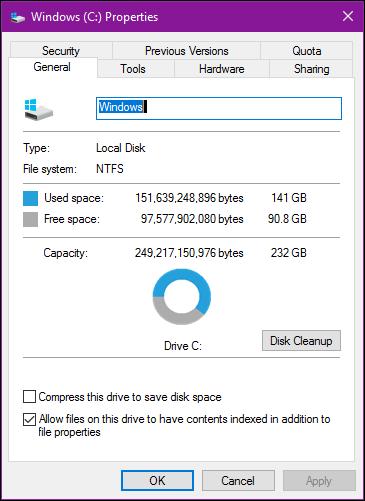 انتقال ویندوز به درایو SSD