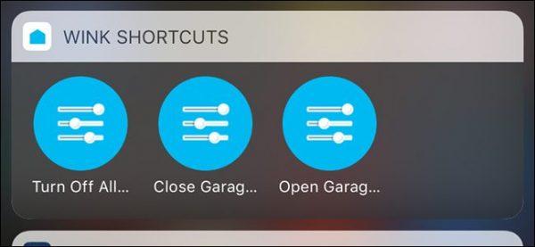کنترل سریع خانهی هوشمند