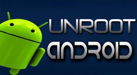 کاملترین راهنمای UNROOT کردن گوشی های اندرویدی ( Android 7، Android 6،Android 5 )
