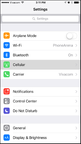 how to make your phone a wifi hotspot