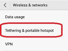 How to turn your smartphone into a modem