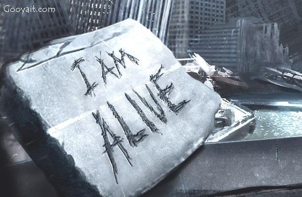 """نگاهی متفاوت بر """"I Am Alive"""""""