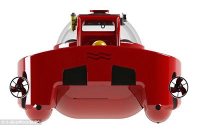 رونمایی از طرح اولیه DeltaWing جذاب ترین خودرو جهان
