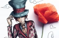 آلیس در سرزمین عجایب از نگاه یک هنرمند
