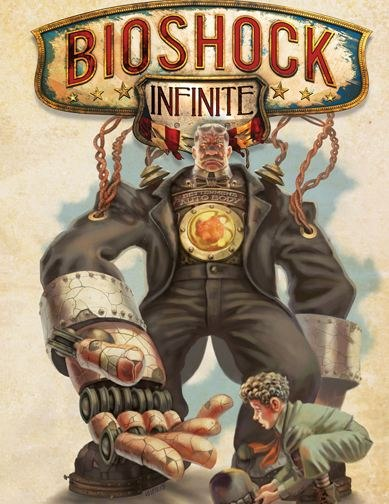 نگاهي بر طرح روي جلد بازي BioShock Infinite
