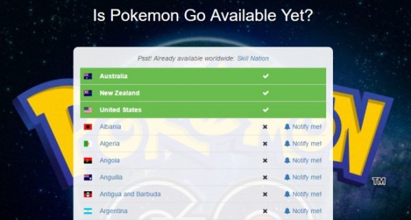 Is-Pokemon-Go-Available-Yet