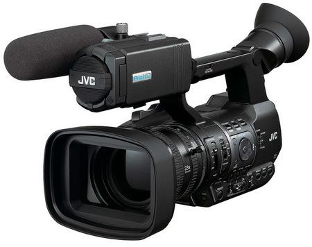 دوربین دستی GY-HM650 محصول جدید JVC