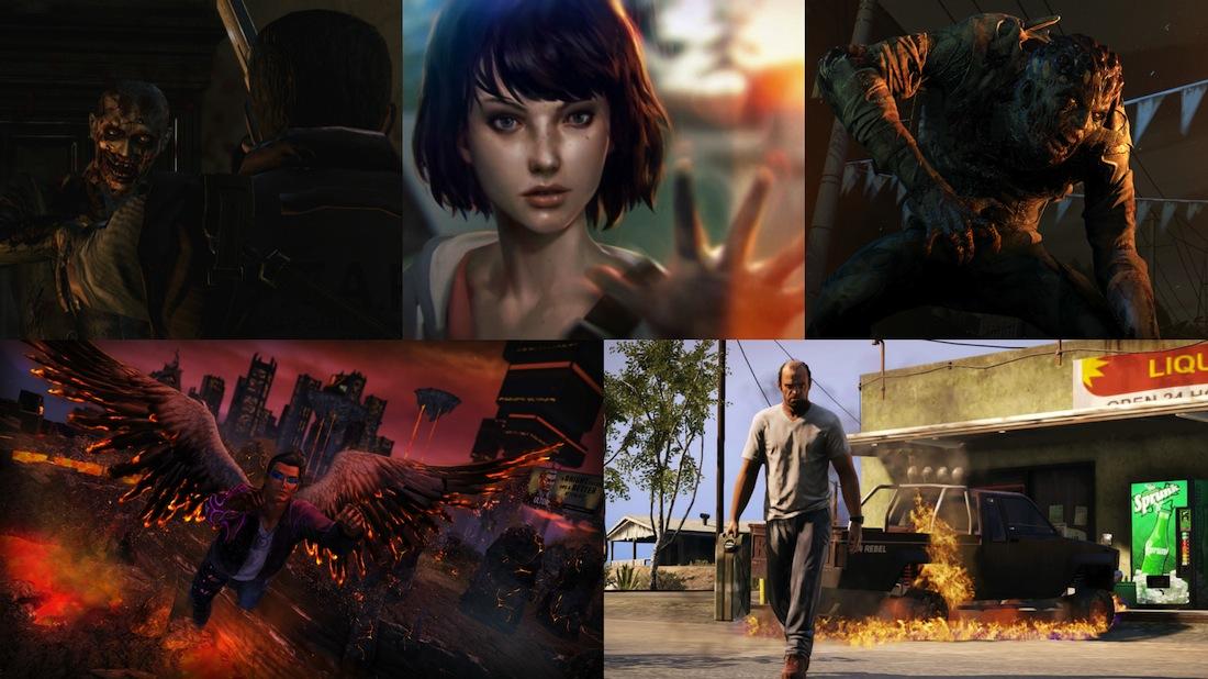 5 بازی مطرحی که در اولین ماه سال 2015 میلادی منتشر خواهند شد