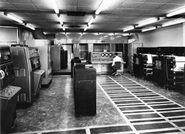 اولین کامپوتر تجاری دنیا