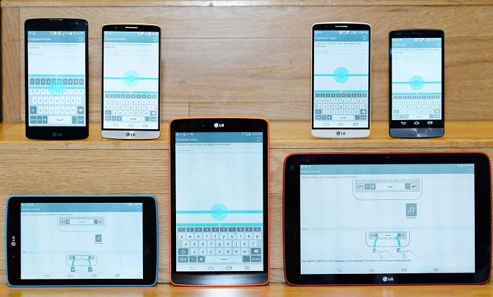 رابط کاربری جدید الجی به تمام ابزارهای هوشمند این شرکت خواهد آمد