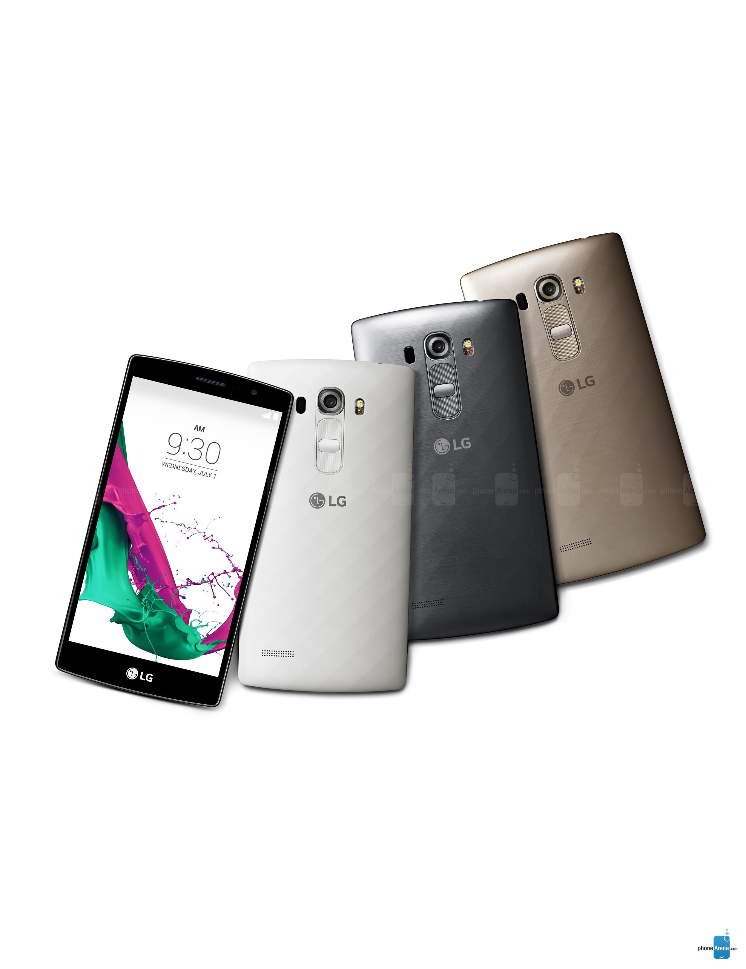 معرفی گوشی LG G4 Beat