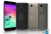 معرفی گوشی LG K10 2017