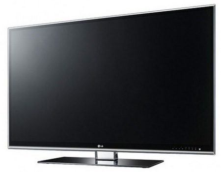 تلویزیون HD مدل LW980S با فناوری CINEMA 3D و NANO Full LED از کمپانی LG