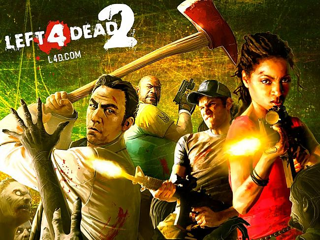 عرضه نسخه بتا بازی Left 4 Dead برای لینوکس