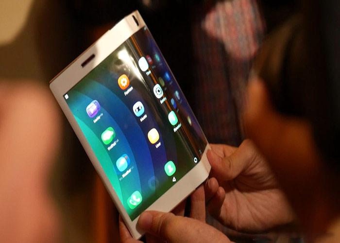 گوشی انعطافپذیر گلکسی X سامسونگ در نیمه اول سال آینده عرضه خواهد شد